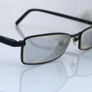 Ray-Ban Eyeglasses Frame Black Metal Full Rim Fram